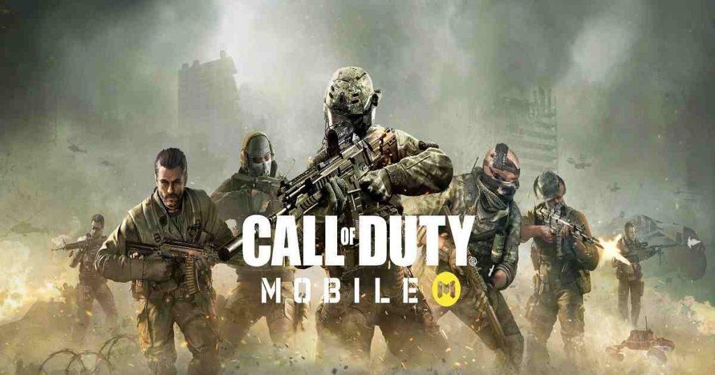 بازی کال اف دیوتی موبایل