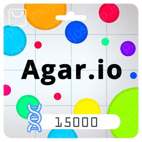 خرید 15000 DNA دی ان ای Agar.io