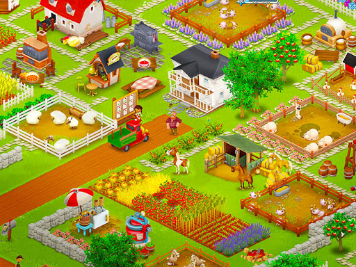 بازی hay day