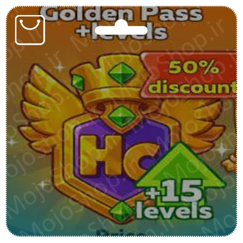 خرید ایونت گلدن پس Golden Pass + Levels هاستل کستل