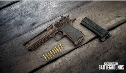 اسلحه Desert Eagle