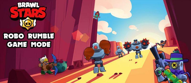 شرکت در ایونت Robo Rumble