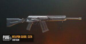 اسلحه های حالت TDM بازی پابجی موبایل