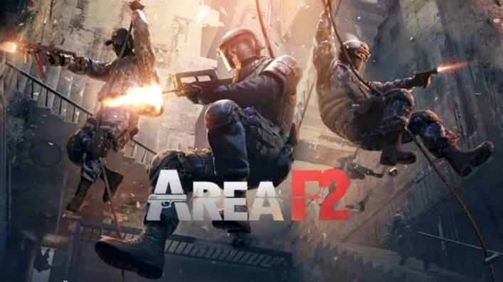 بازی Area F2