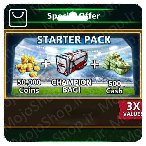 خرید Starter Pack فوتبال استریک