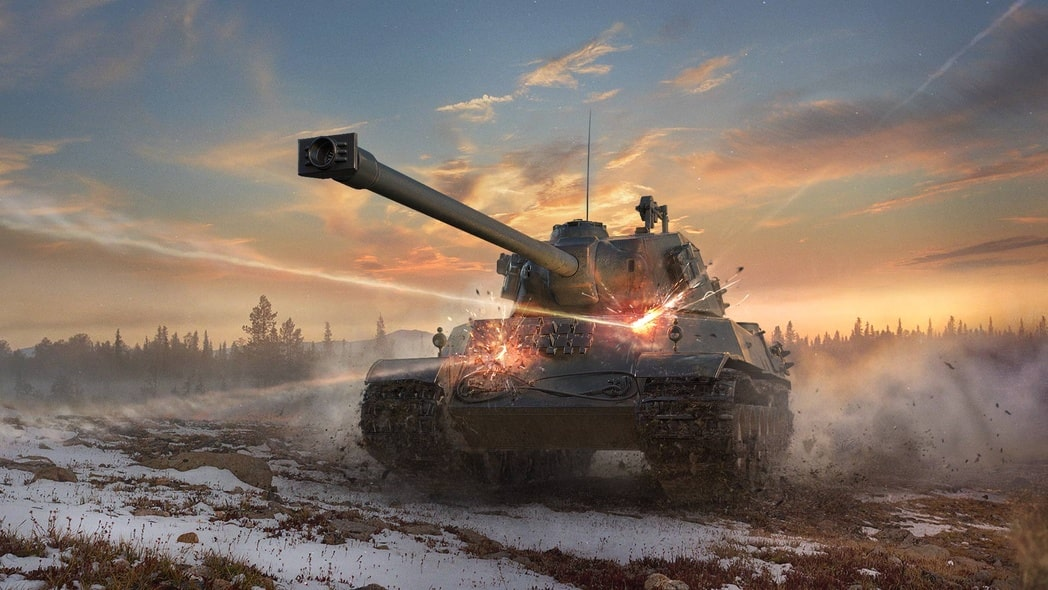 تانک Wrathful SU-130PM
