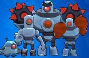 ایونت Robo Rumble بازی براول استارز