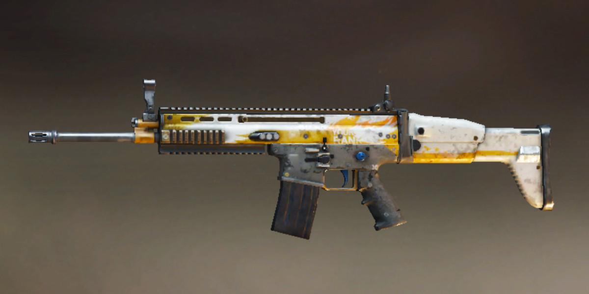 خرید اسلحه های بازی پابجی موبایل