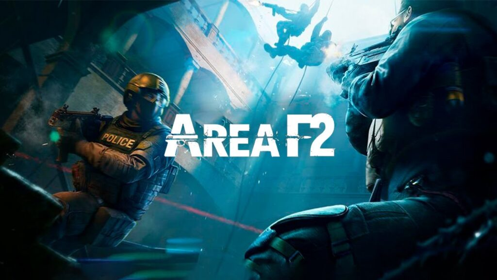 Area F2 بازی