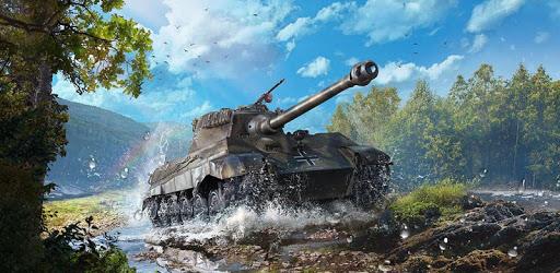 تانک های بازی world of tanks