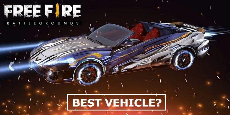 معرفی بهترین ماشین های بازی فری فایر free fire