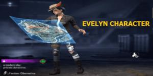 بررسی کاراکتر Evelyn در بازی فری فایر