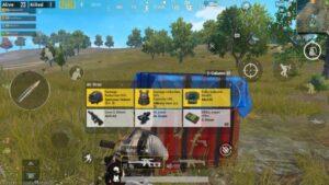 همه چیز درباره ایر دراپ airdrop بازی پابجی موبایل