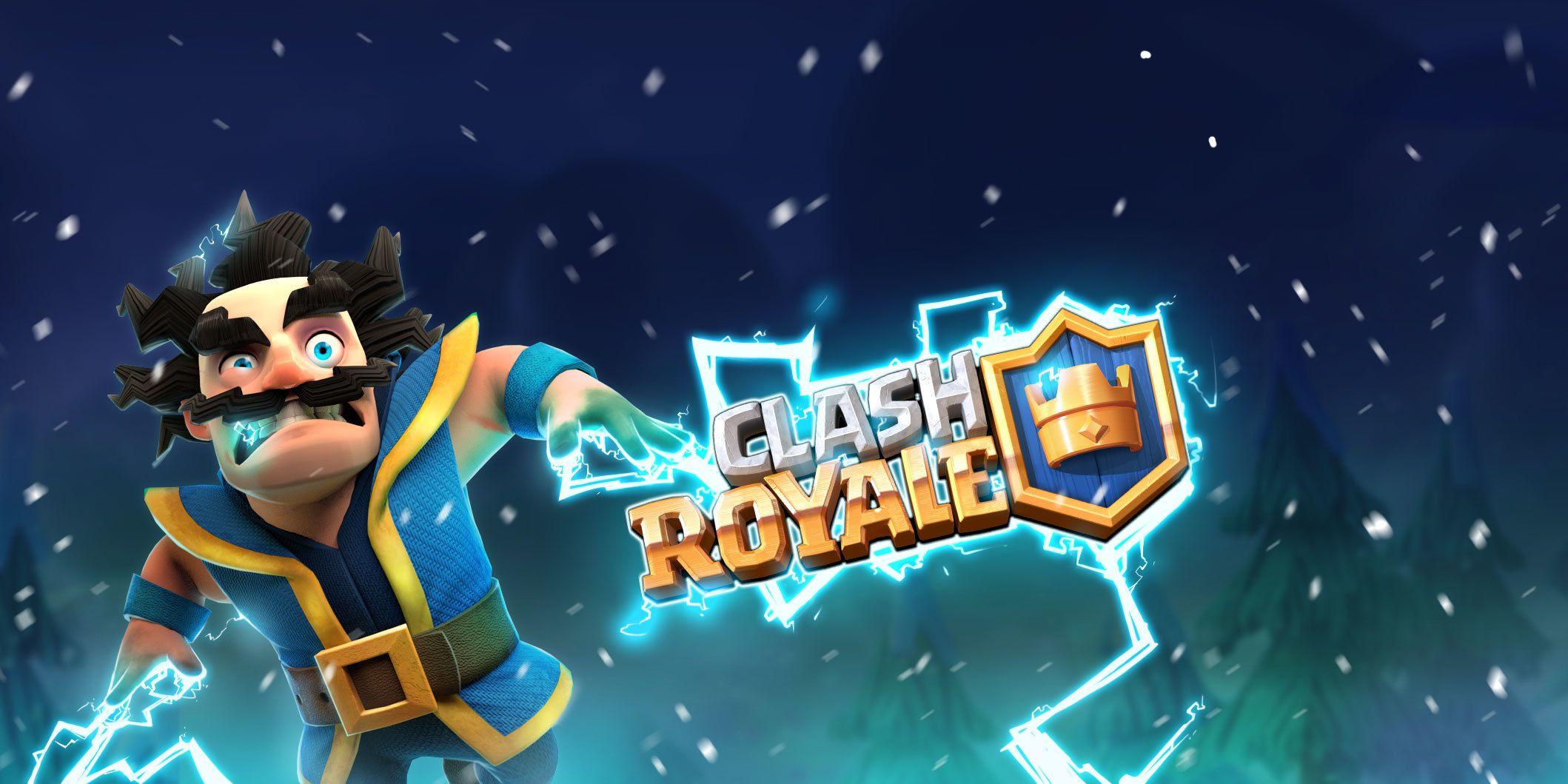 ویژگی های الکترو ویزارد در بازی کلش رویال clash royale