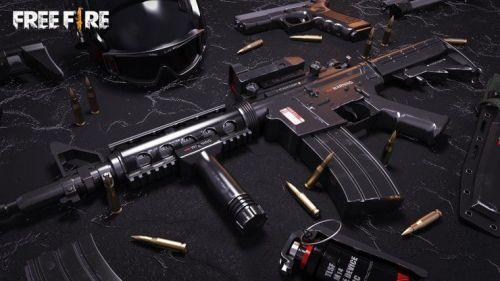 تفنگ فری فایر