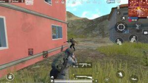 استفاده حرفه ای از شاتگان ها در بازی pubg mobile