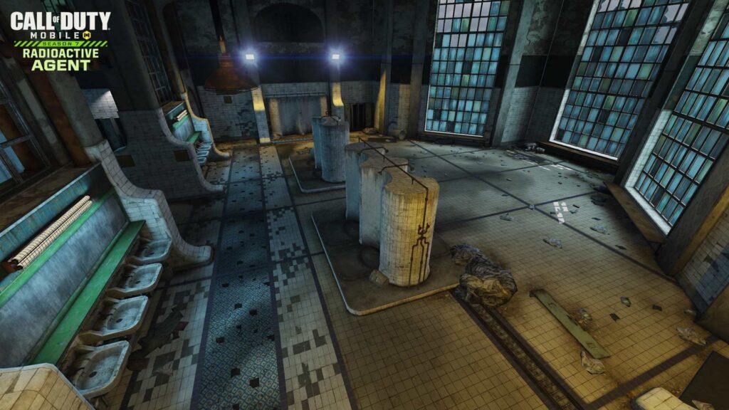 آموزش مپ GULAG در بازی کالاف دیوتی موبایل