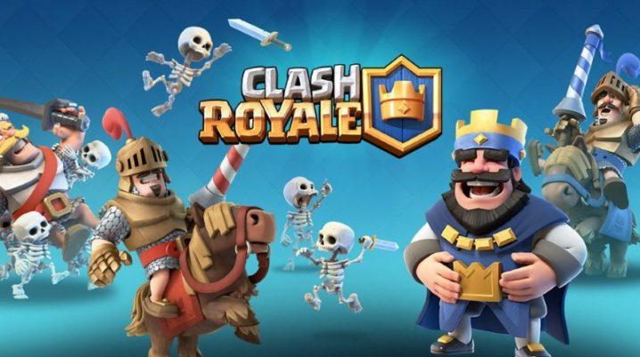 بهترین دک های بازی کلش رویال clash royale