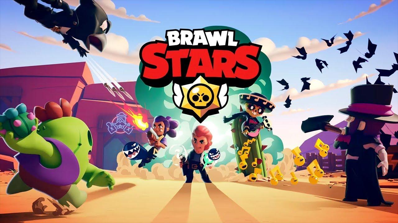 اخبار جدید آپدیت سیزن 2 بازی براول استارز brawl stars