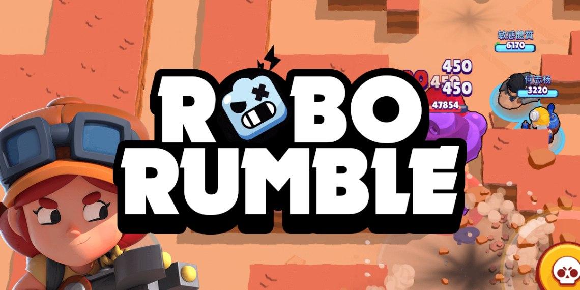 بررسی کامل مود Robo Rumble بازی براول استارز