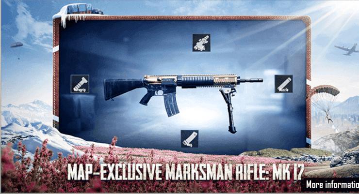 بررسی اسلحه ویژه mk12 بازی پابجی موبایل