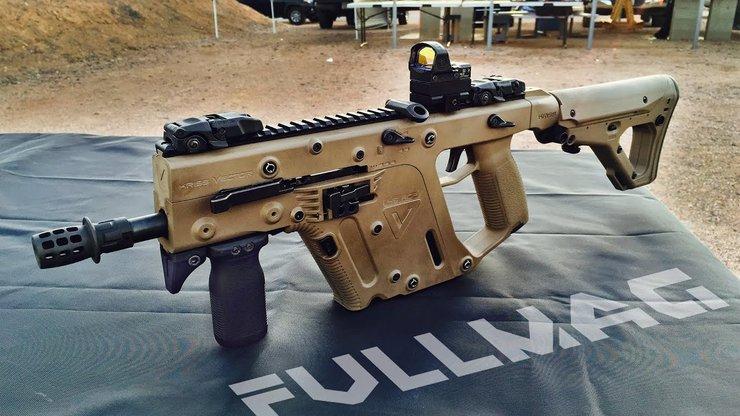 مقایسه اسلحه vector و M416 پابجی موبایل