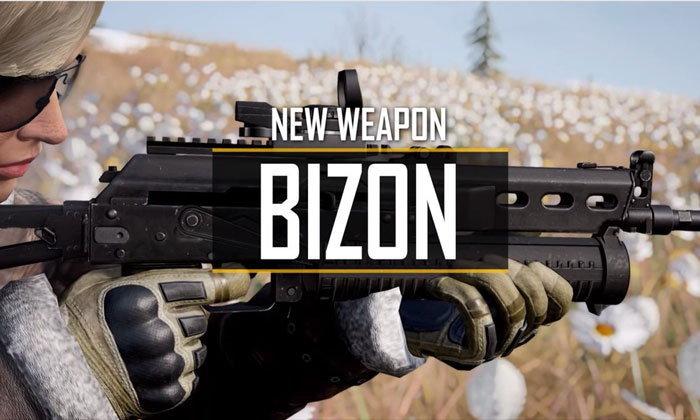 همه چیز درباره اسلحه PP-19 Bizon بازی پابجی موبایل