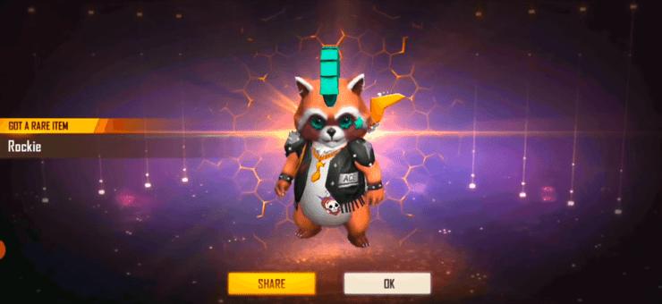 حیوان جدید بازی فری فایر
