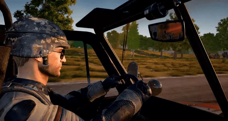 آموزش تکنیک های رانندگی در بازی پابجی موبایل