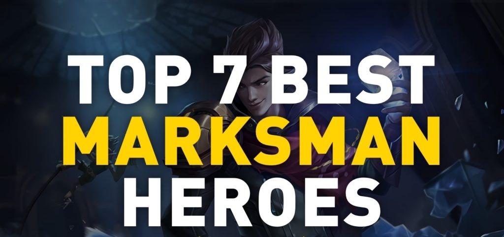 معرفی بهترین هیروهای Marksman بازی موبایل لجند