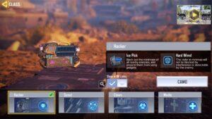 هکر در رقابت های بتل رویال کالاف دیوتی موبایل