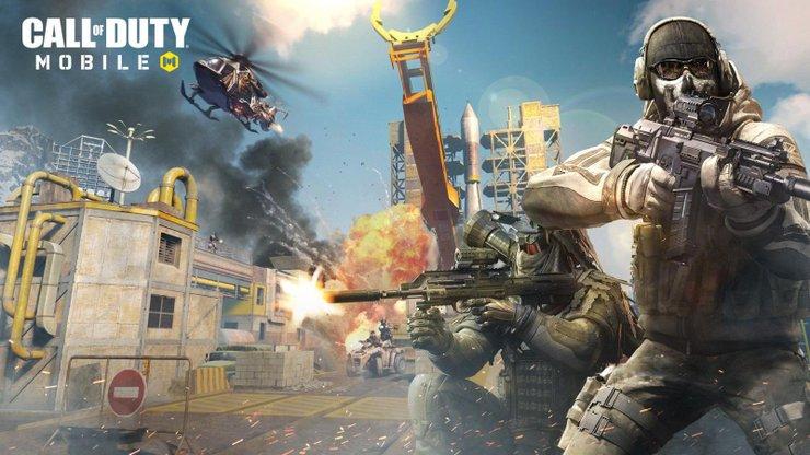 اموزش گرفتن Nuke در بازی کالاف دیوتی موبایل
