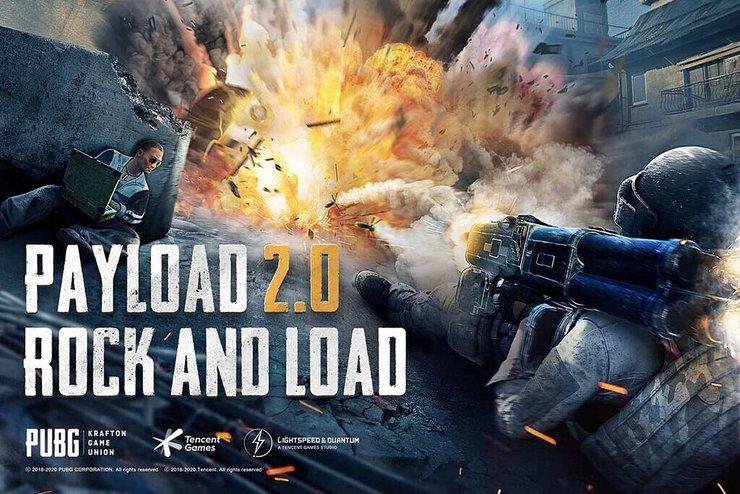 ویژگی های جدید Payload 2.0 مود بازی پابجی موبایل
