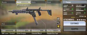 بهترین سلاح های سیزن 11 بازی کالاف دیوتی موبایل