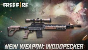 معرفی دقیق ترین سلاح های بازی فری فایر
