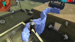 ترفندهای دیوار gloo در بازی فری فایر free fire