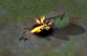 بررسی هیروی Granger در بازی موبایل لجند