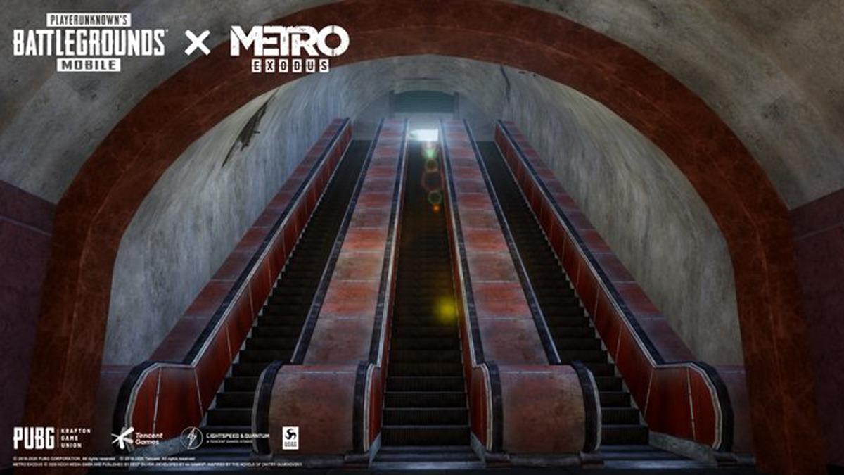 همه چیز درباره مترو رویال مود بازی پابجی موبایل