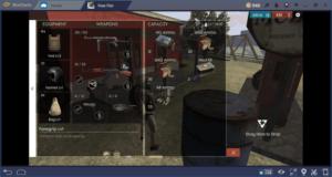 ترفندهای recoil اسلحه در بازی فری فایر