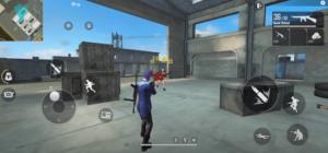 مقایسه اسلحه تامپسون و MP40 در بازی فری فایر