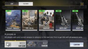 بررسی مود های بازی کالاف دیوتی موبایل و بازی فری فایر