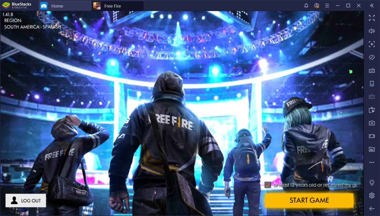 معرفی اسلحه جدید Scythe در بازی فری فایر