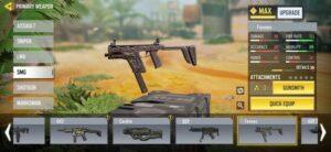 بهترین سلاح های بازی کالاف دیوتی موبایل