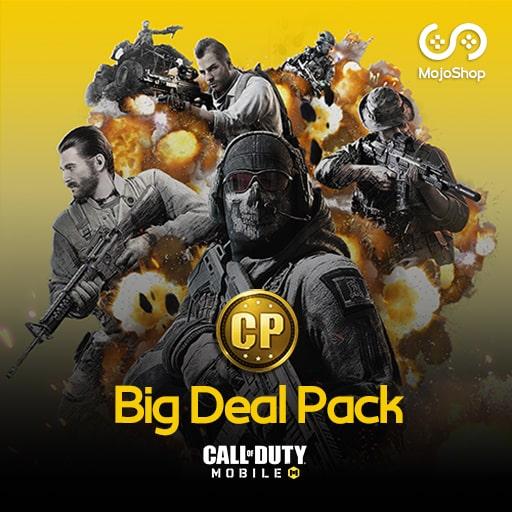 خرید Big Deal Pack کالاف دیوتی موبایل