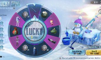 همه چیز درباره Lucky Spin در بازی پابجی موبایل