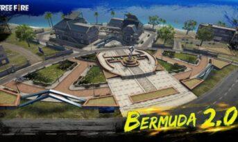 معرفی مکان های مخفی مپ برمودا در بازی فری فایر