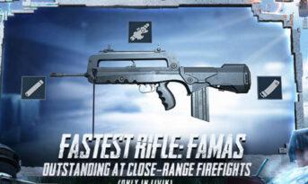 معرفی اسلحه جدید در مپ لیویک بازی پابجی موبایل