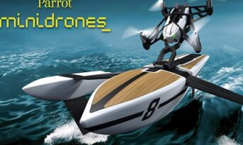 Mini Drone بازی فری فایر یک مینی پهباد که توانایی بررسی مناطق را به بازیکنان می دهد