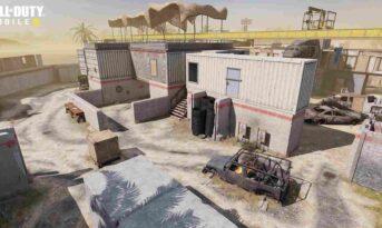 معرفی مپ shoot house در سیزن دو 2 بازی کالاف دیوتی موبایل