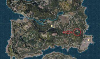 معرفی بهترین مکان های فرود در مپ ارانگل بازی پابجی موبایل